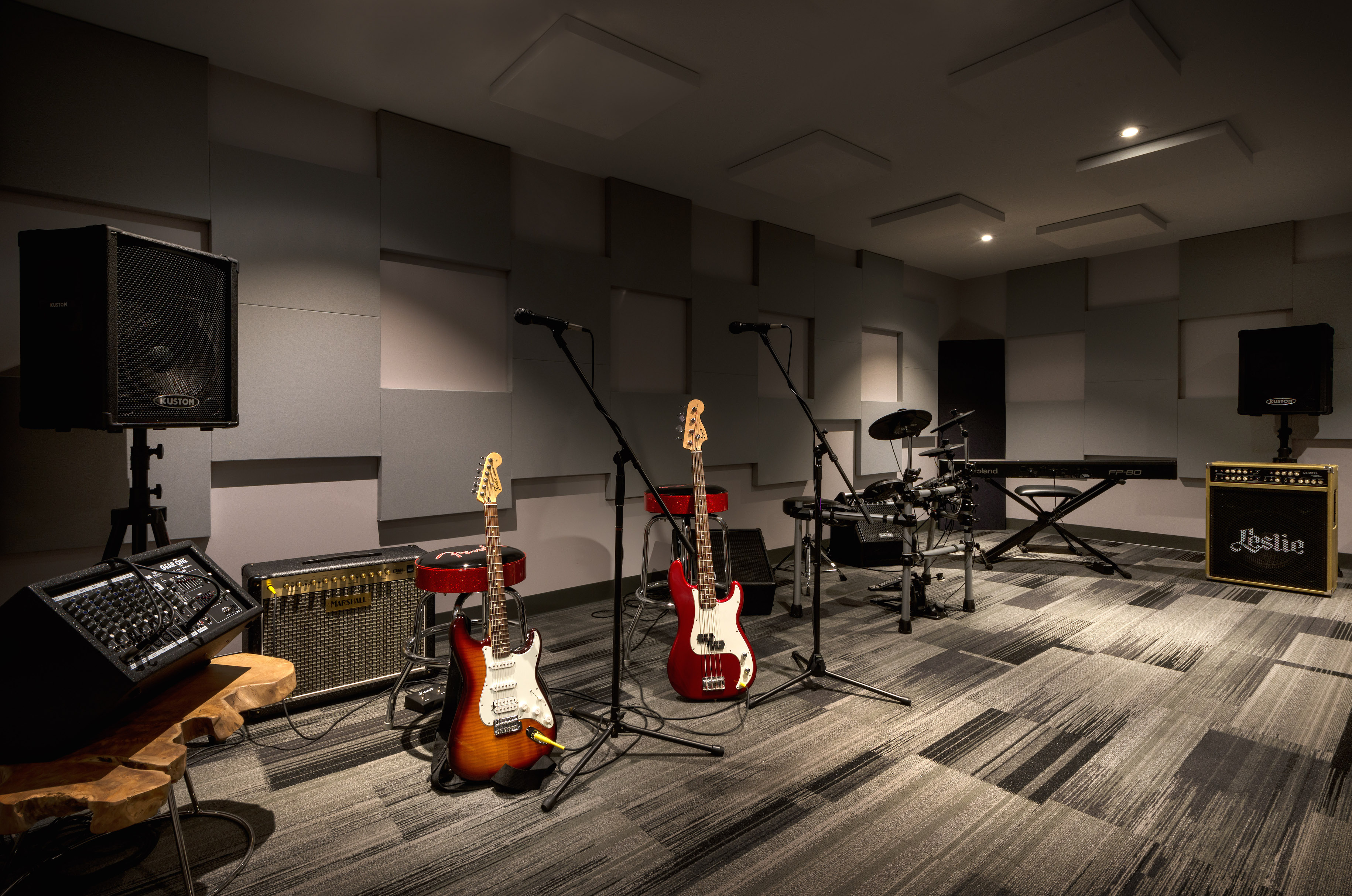 From Rock Walls To Music Rooms Lumina